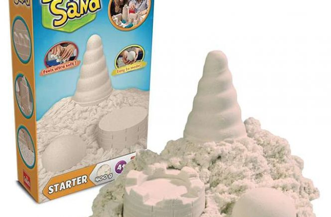 Piasek kinetyczny- Super Sand